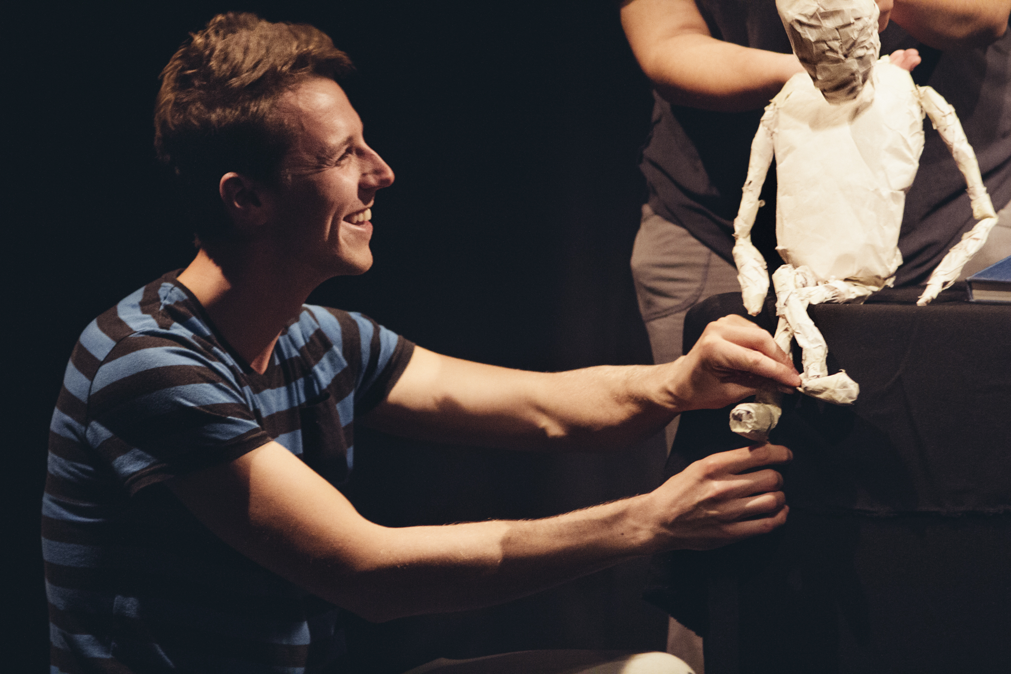 WAAPA Puppetry unit