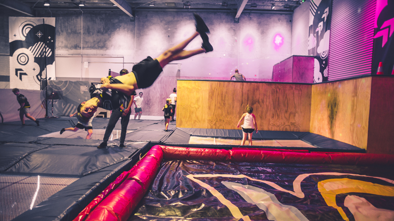Stunt Bag X 1