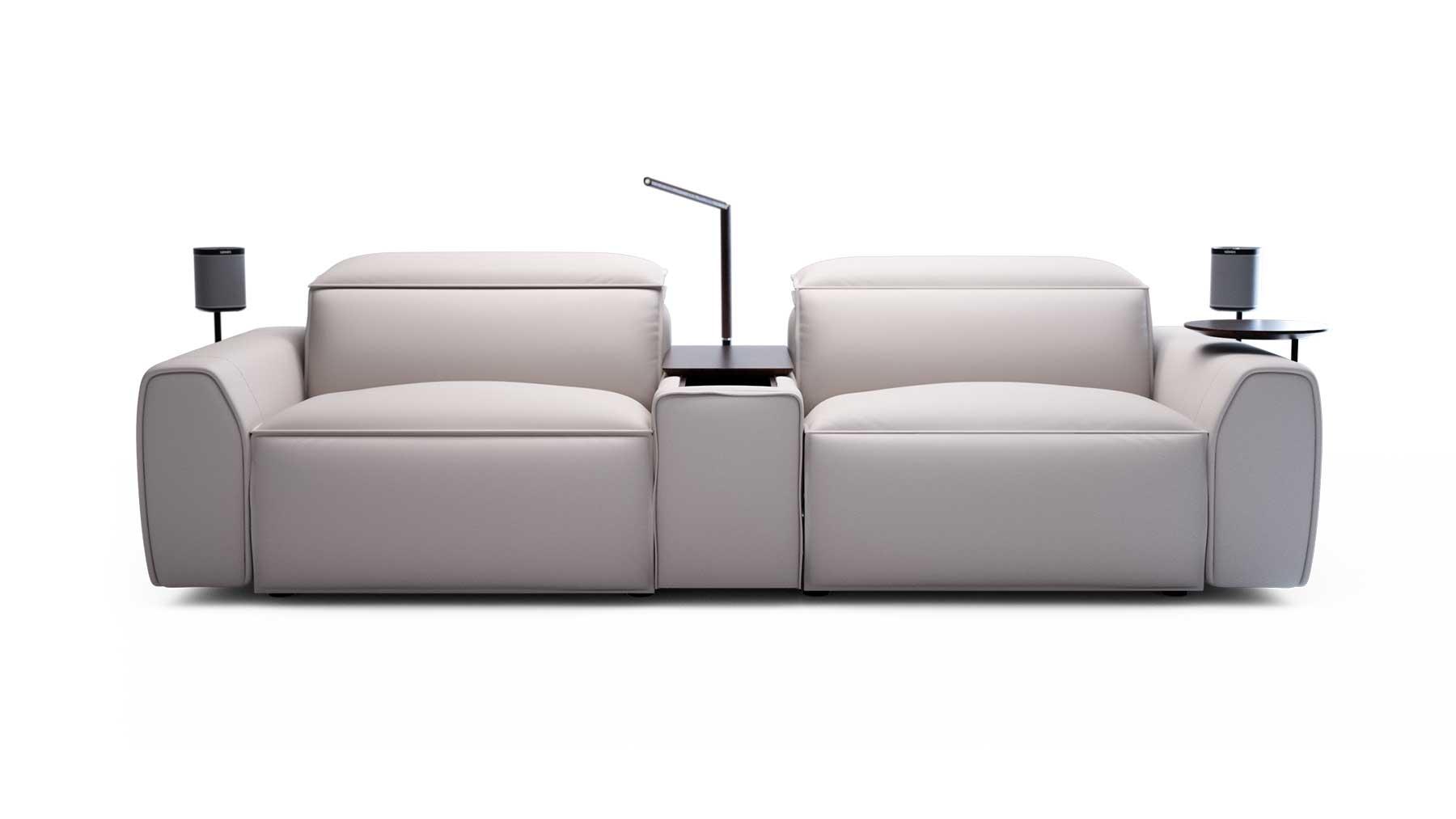 Nimbus Reclining Sofa Luxurious Recliner Modular Sofa Lounge