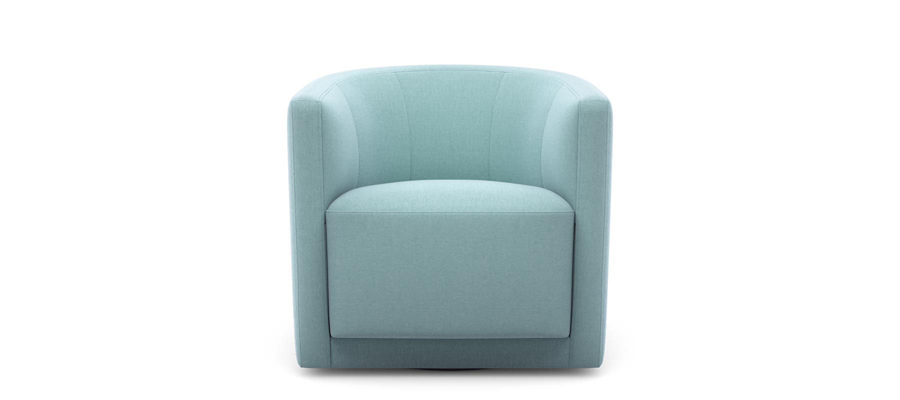 Oliver Tub Swivel Chair Accent Chair Round Armchair King Living