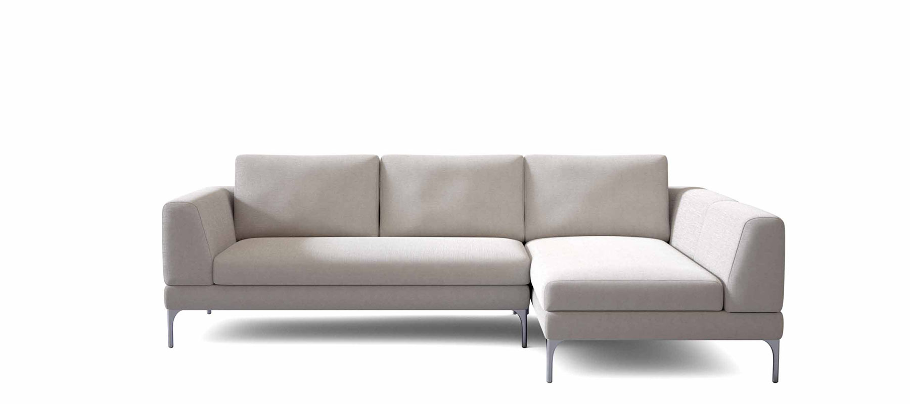 Plaza Modular Sofa Contemporary Design Lounge Couch