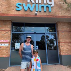 Meet one of our Kingswim families
