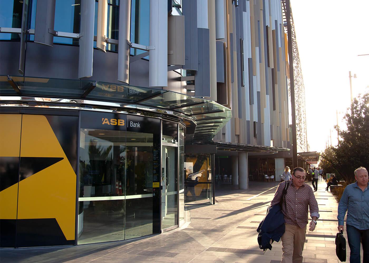 ASB North Wharf - Kiwi Property