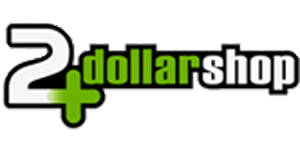 2 Plus Dollar Store Logo
