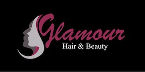 Glamour Hair & Beauty Logo