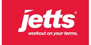 Jetts Fitness Logo