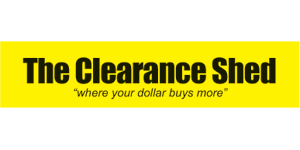 The Clearance Shed Logo