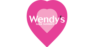 Wendy's Supa Sundaes Logo