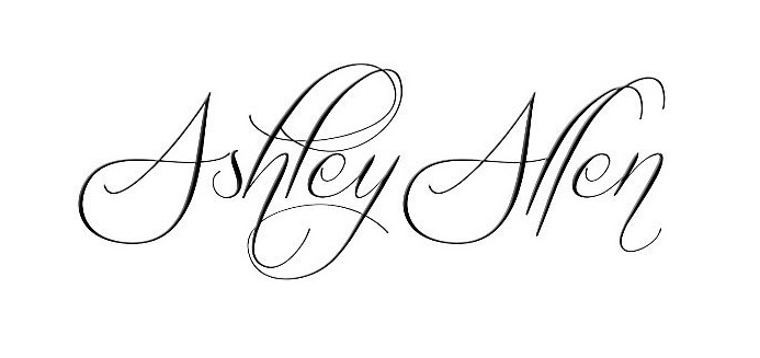 Ashley Allen Eyelash Extension logo