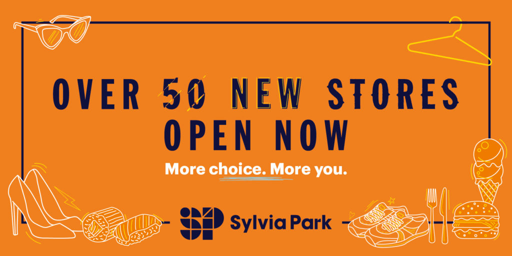 Over 50 new stores open now!