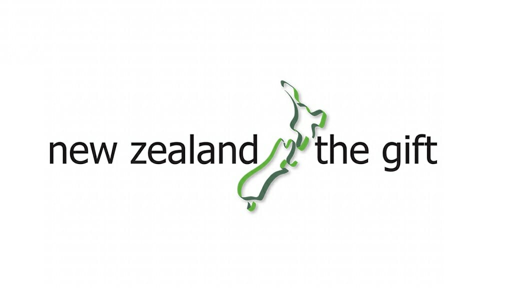 New Zealand the Gift logo