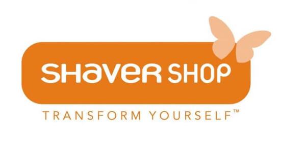 The Shaver Shop logo