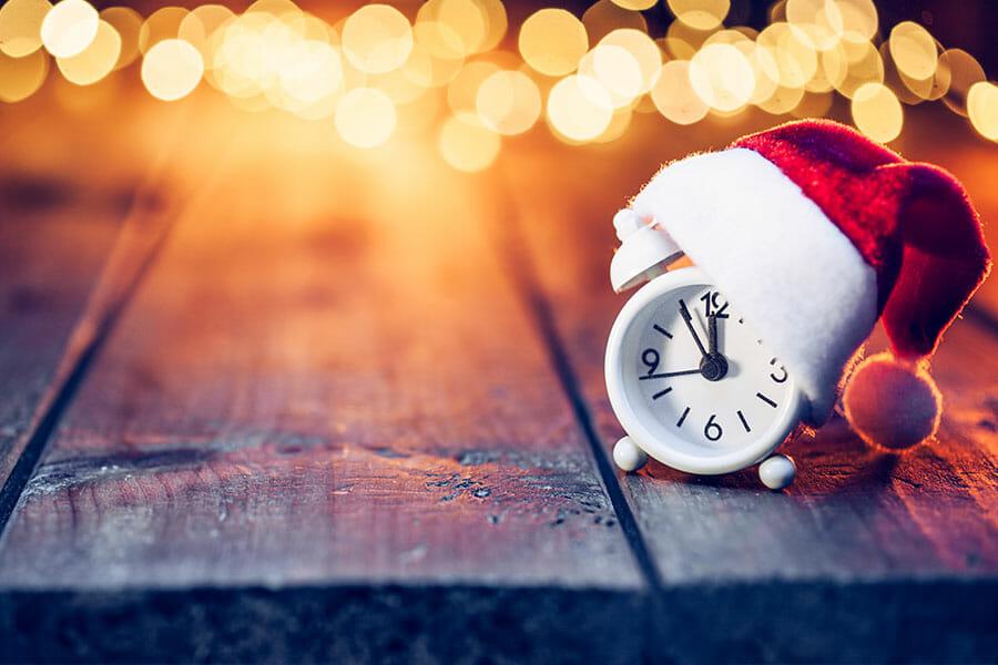 Christmas hours your way