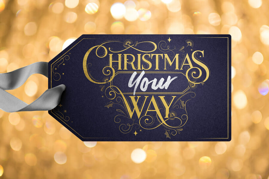 Christmas your way at Sylvia Park