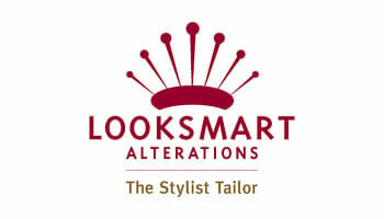 Look Smart Alterations logo