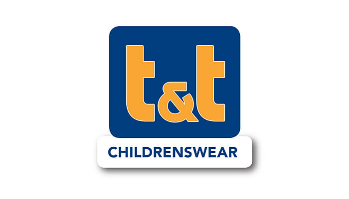 T & T Childrenswear logo