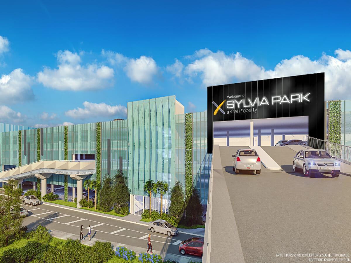 Sylvia Park parking expansion