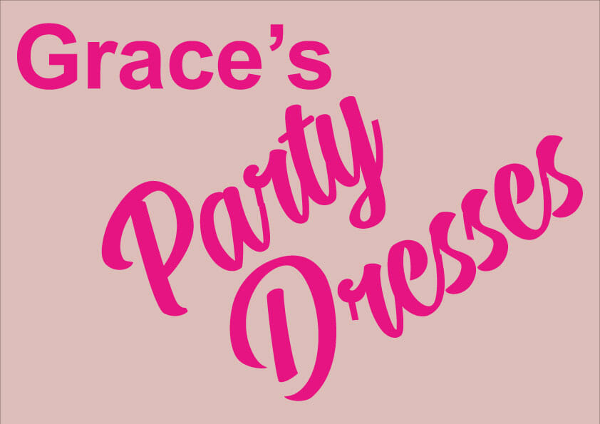 Grace's Party Dresses logo