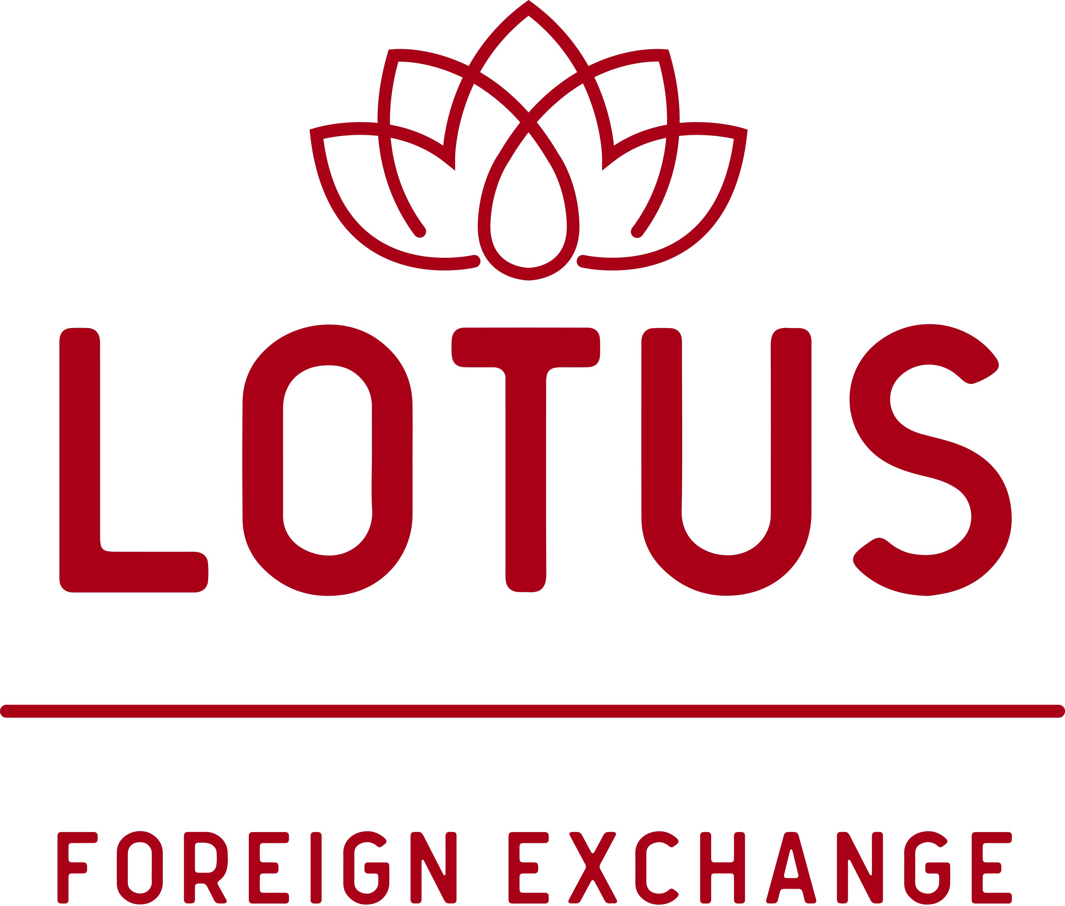 Lotus Foreign Exchange logo
