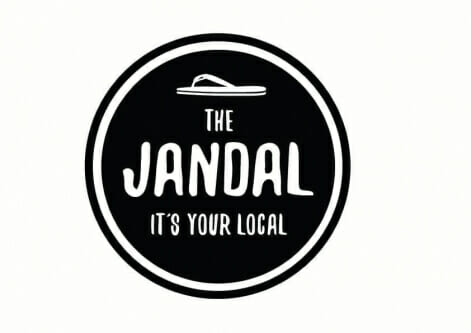 The Jandal Bar logo