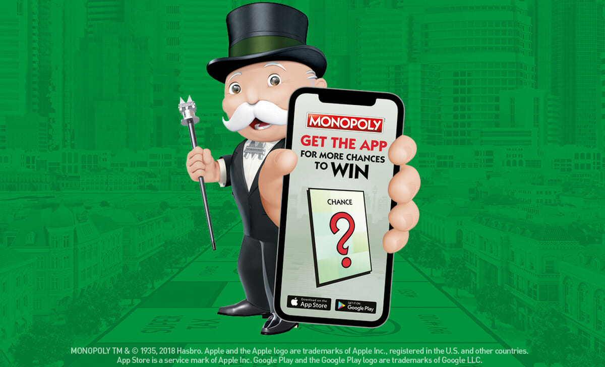 MONOPOLY IS BACK AT MCDONALD'S! - Centre Place