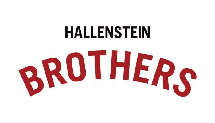 Hallensteins Brothers logo