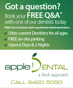 dental practice in Lane Cove