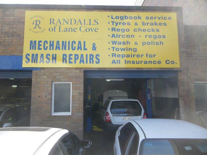 Mechanic Lane Cove