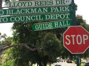 Blackman Park Lane Cove