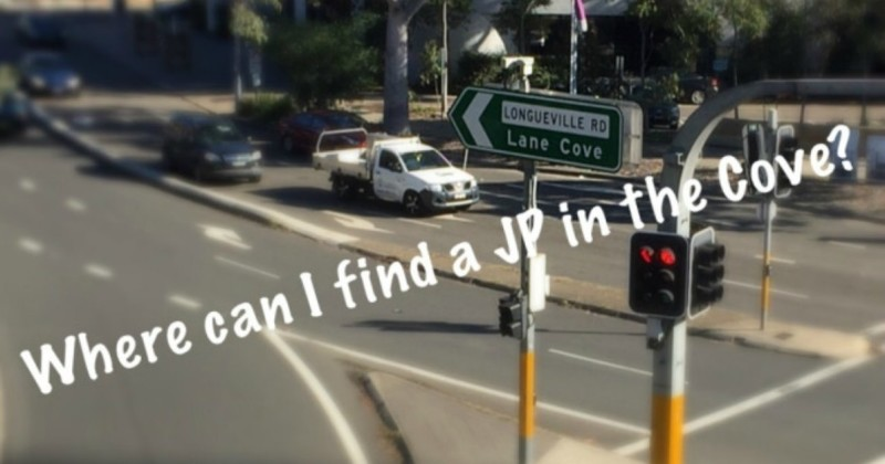 jp Lane Cove Justice of the Peace