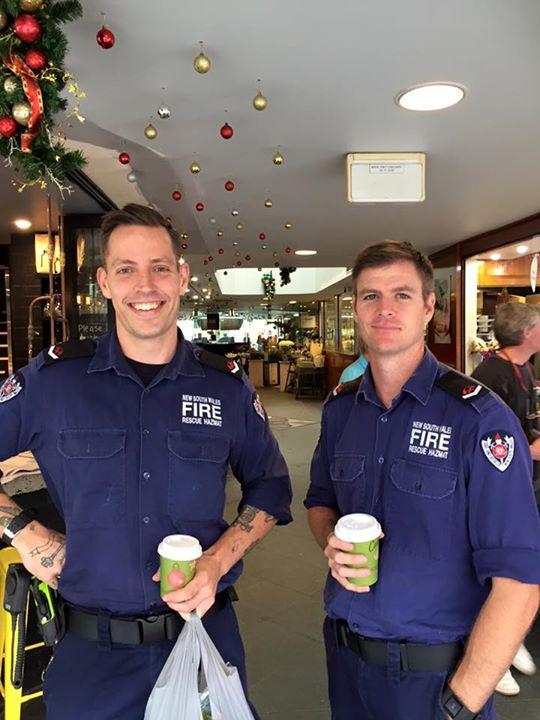Fire Fighters Lane Cove