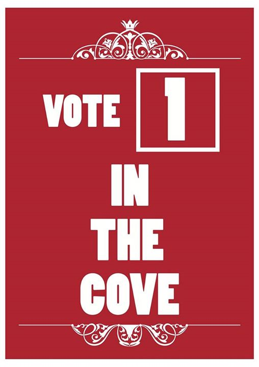 Vote for In the Cove
