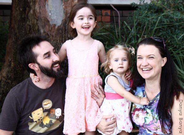 Danya Banya family