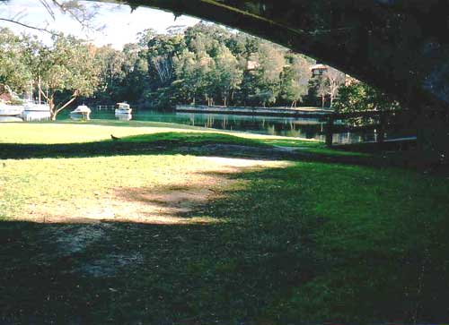 Burns Bay Reserve Lane Cove