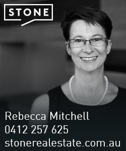 Rebecca Mitchell Stone Real Estate Lane Cove
