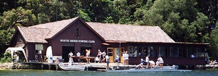 north shore rowing cllub