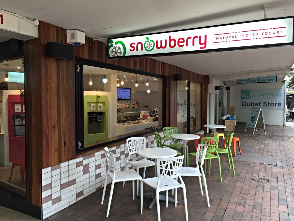 snowberry lane cove arcade