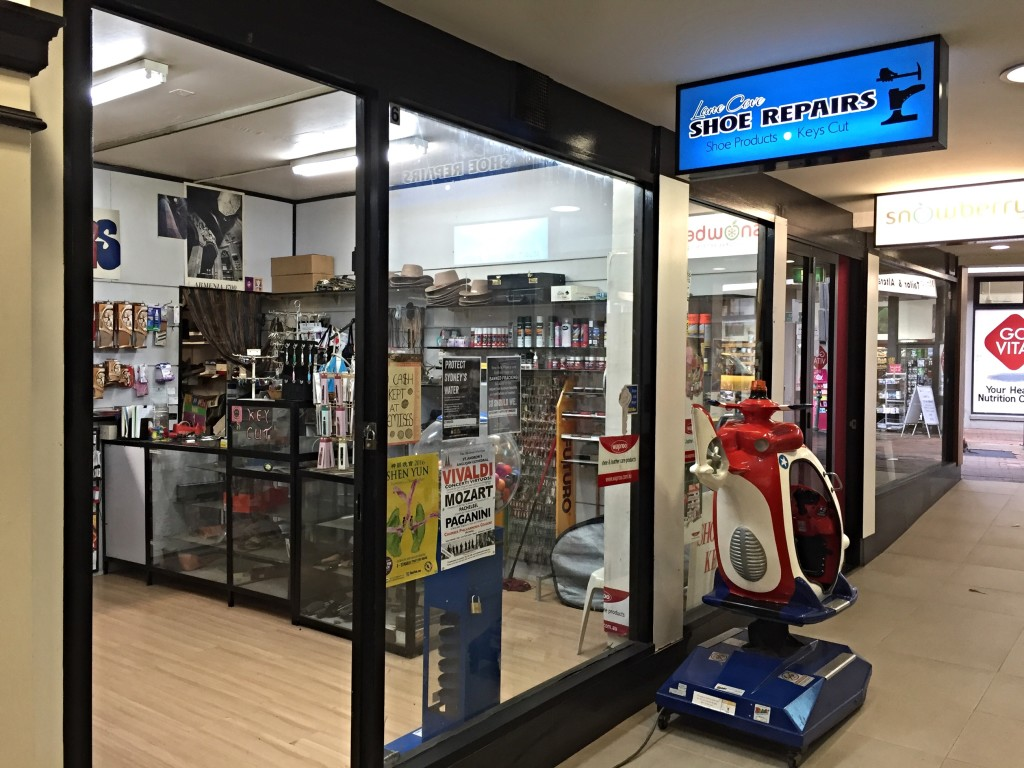 Lane Cove Shoe Repairs lane cove arcade