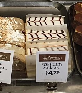 vanilla slice la provence
