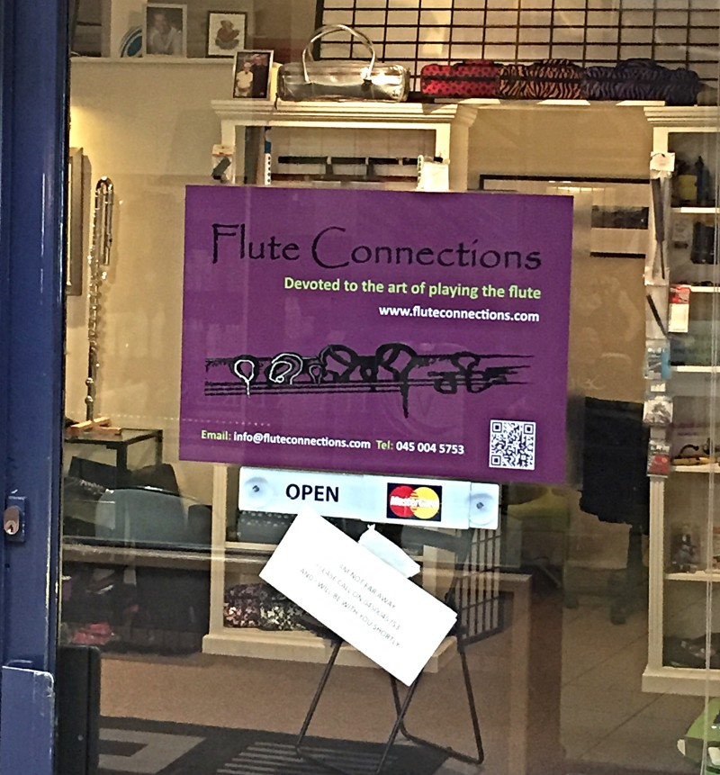 Flute Connections