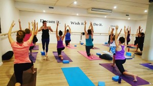 Soulful Fitness yoga