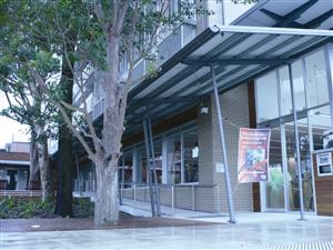 West Chatswood library