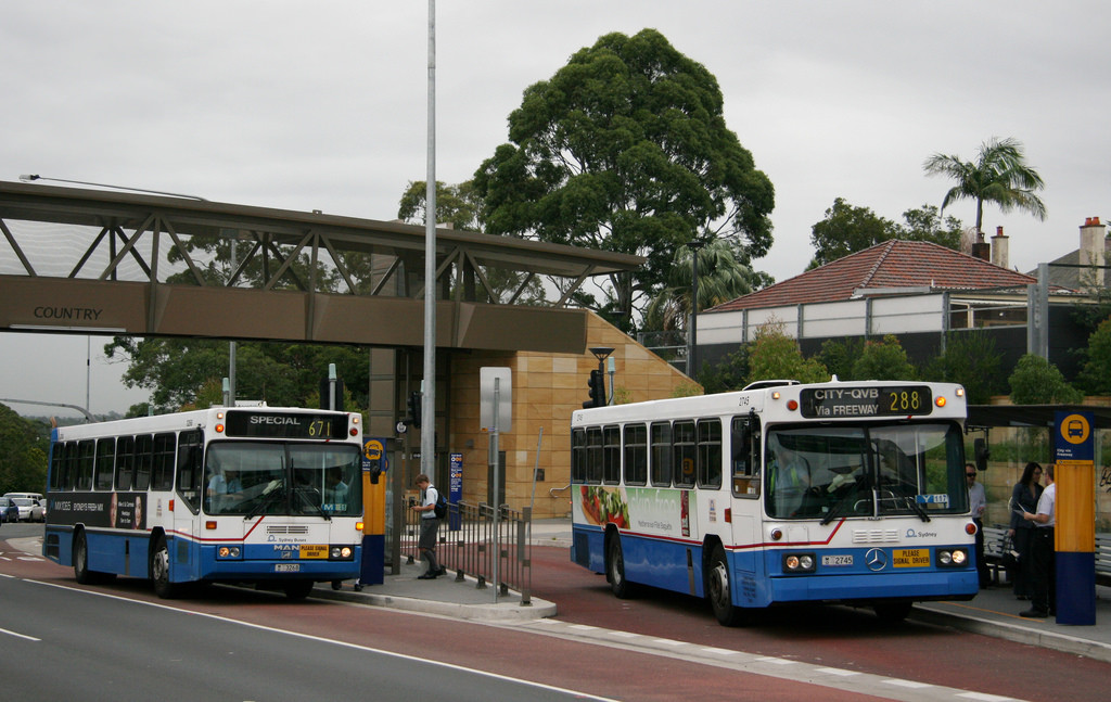 Mowbray Road Bus to Go Via Interchange