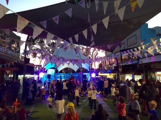 Festival launch