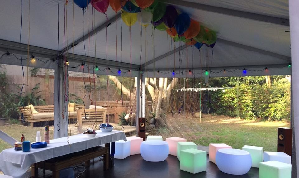 walkers party hire party