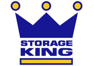 Storage King logo blue