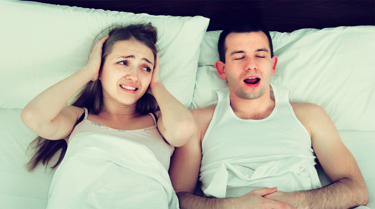 snoring Obstructive Sleep Apnoea