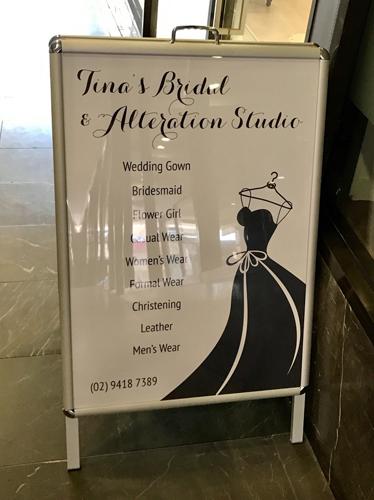 Tina's Bridal