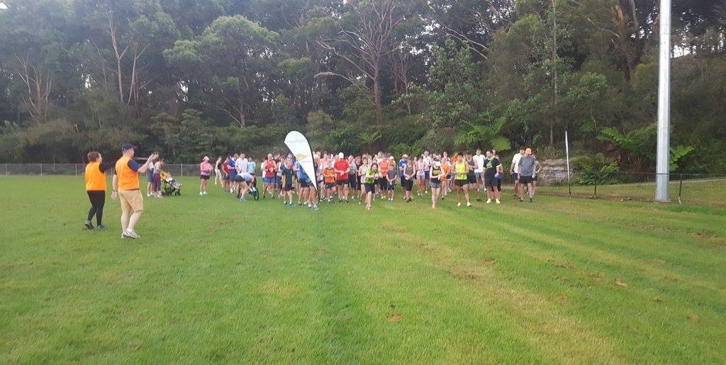 Source Willoughby Parkrun Facebook Page