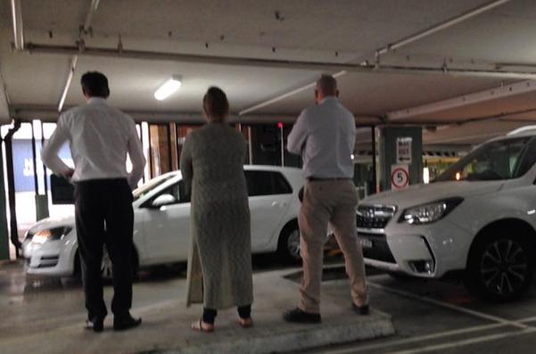 car park inspectors
